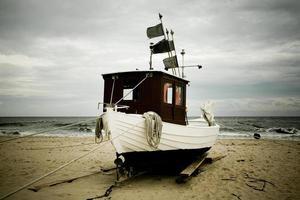 barco pescador foto