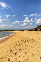 Negombo beach at Sri Lanka photo
