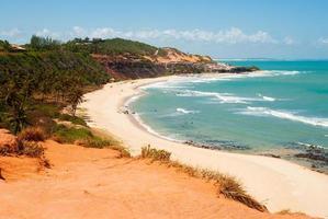 Oceanfront in Praia do Amor Brazil photo