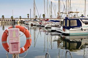 port de bateau aiguadolc