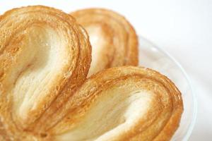 Butterfly pastry puff