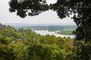 Scenic surroundings of North Goa