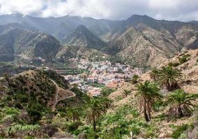 La Gomera - Vallehermoso photo