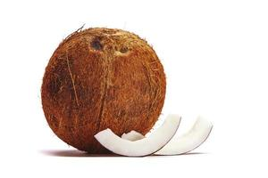Coconut with Slices