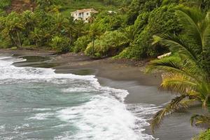 Biabou Bay, St. Vincent photo
