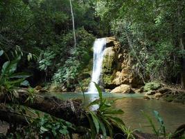 Tropischer Wasserfall photo