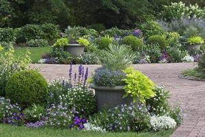 Ornamental garden photo