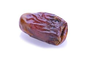 Dried date palm fruit