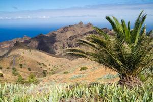 La Gomera Panorama