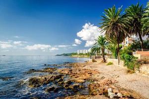 Ibiza coast photo