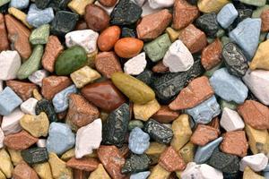Chocolate pebbles photo