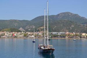 mar Mediterráneo foto