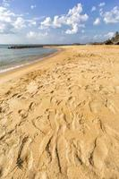 Negombo beach, Sri Lanka photo