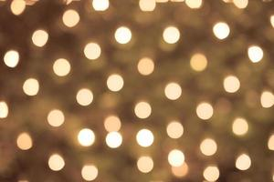 Holiday festive bokeh. Celebration Abstract background