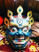Mask dance photo
