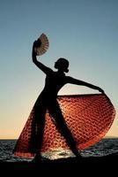 bailarina española foto
