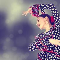 Gypsy dancer photo
