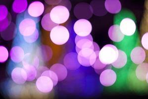 Pink Holiday Lights