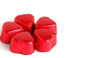 Heart Shaped Chocolates photo