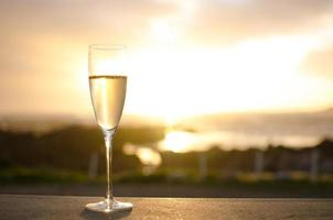 Champagne by the Sea photo