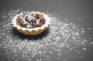 Christmas mince pie.