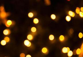 Defocused abstract christmas background