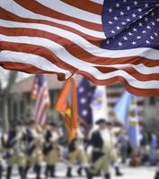 Patriots Day Parade photo