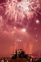 Fireworks festival photo