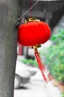 lanterna vermelha