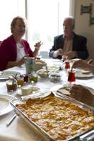 Turkish Breakfast Conversations