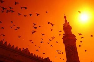 SYRIA DAMASKUS MOSQUE photo