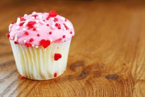 Small love cupcake photo