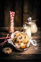 galletas de corazón foto