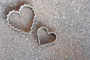 mold heart photo