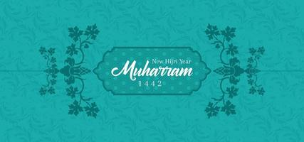 Islamic New Year Happy Muharram Card