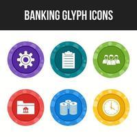 6 Beautiful Banking Glyphs