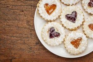 heart biscuit cookies