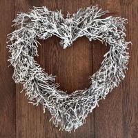 Heart Shaped Wreath photo