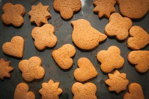 Ginger cakes photo