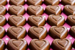 Valentines Day Candy and Cupcakes photo