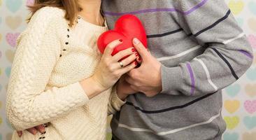 corazon de san valentin