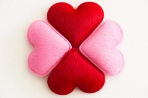 quatre cœurs