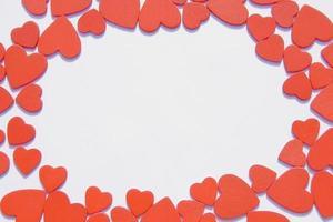 Heart frame photo