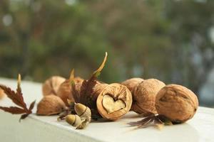 heart of walnut