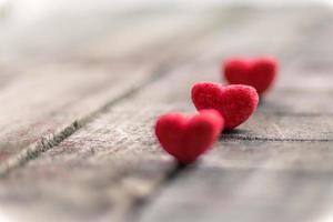 corazones de san valentin foto