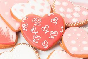 heart cookies, party concept