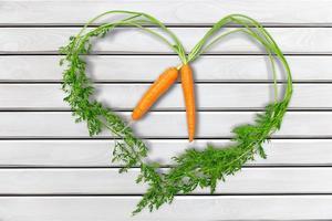 Heart Shape, Food, Vegetable