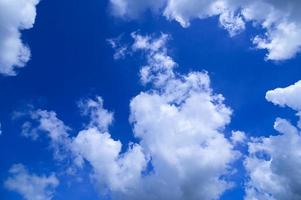 Sky and clouds photo