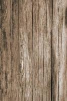 Wooden plank wall photo
