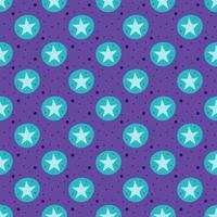 fond transparent étoiles bleues
